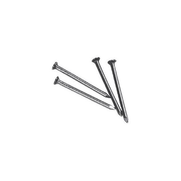 14340 -  lapos fejű szög,  07x18mm, Φ1,2mm, (5Kg)