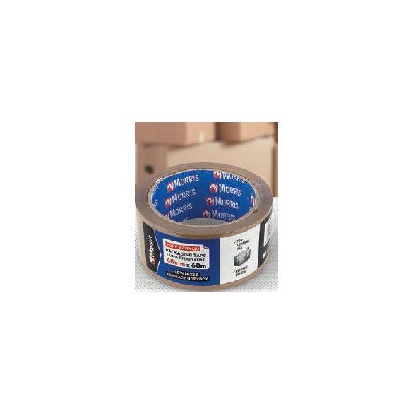 15040 -  csomagolószalag barna, halk,  48mmX60m