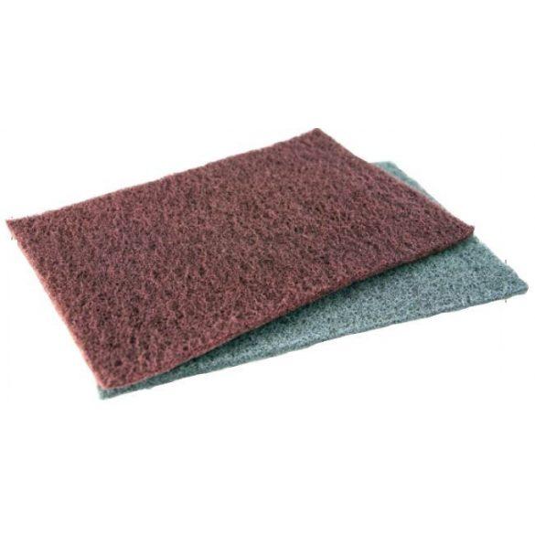 20418 -  Nem szőtt  textília  csiszoló  152mmX229 bordó