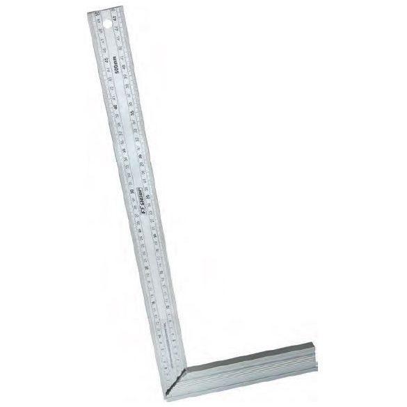 22901 -  ács / asztalos derékszögvonalzó  350mm