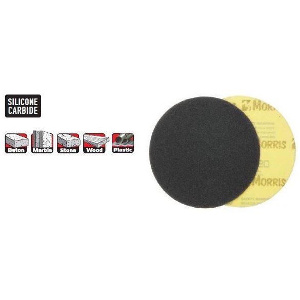 25199 -  SUPERPAD tépőzáras , fekete 225 - P 024