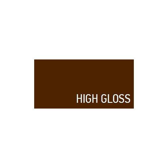 28524 -  színspray, magasfényű NUT barna,  400ml - RAL 8011