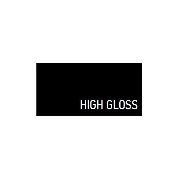28526 -  színspray, magasfényű mély fekete,  400ml - RAL 9005