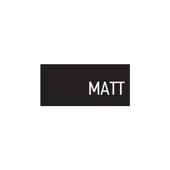 28528 -  színspray, matt mély fekete,  400ml - RAL 9005
