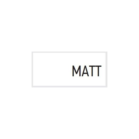 28529 -  színspray, matt PURE fehér,  400ml - RAL 9010