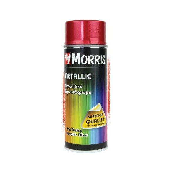 28543 -  színspray, metál piros,  400 ml