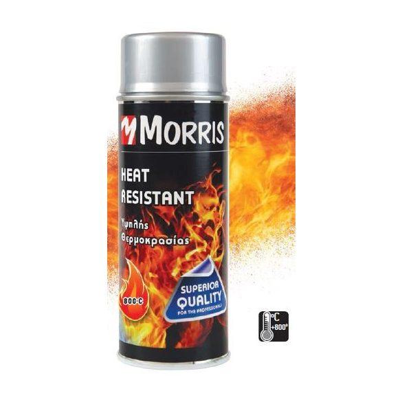 28547 -  színspray, hőálló lakk fekete,  400 ml