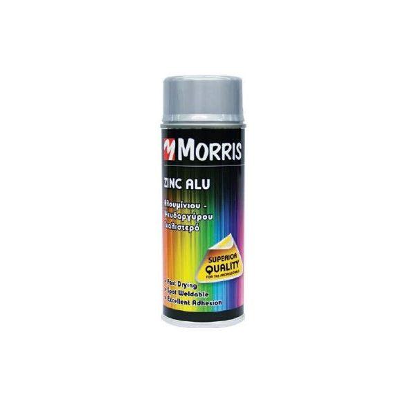28551 -  színspray, ZINC alumínium,  400 ml