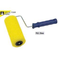 30748 -  henger  szivacs 18cm, sárga