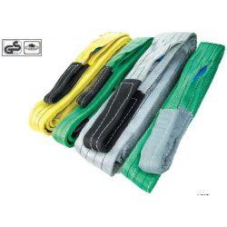 30981 -  lapos spannifer 75mmx3,0m - 2,5 tonna zöld,