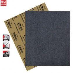 32567 -  vízálló szilikon karbid csiszolólap, EKAWET, 23x28cm - P1500