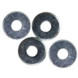 34115 -  M4 - alátét - galvanizált, horganyzott, CR 3+ (THIN),  DIN 9021,