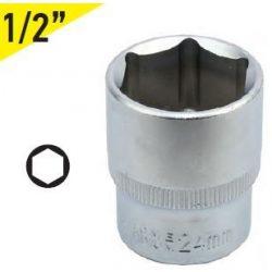 "35029 -  dugókulcs  6pt cr-va, 1/2""dr, 24mm"