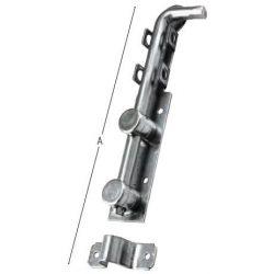 37299 -  galvanizált tolózár (rigli) 120mm,