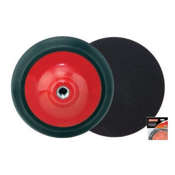 37661 - polírozó PU tárcsa tépőzáras M14,125x12mm,