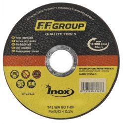 42326 - vágókorong rozsdamentes acélhoz - 230x2.0,FF GROUP