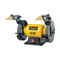 45523 - Dupla kerekű csiszoló DBG 150 PLUS, 400W, FF GROUP