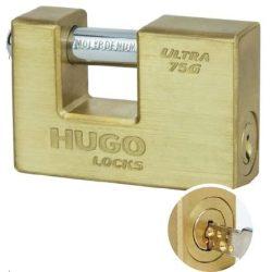 60147 -  lakat, négyszögletes,  ULTRA 75G , 3 kulcs