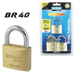 60207 -   lakat, réz, azonos kulccsal, 3 db, 4 kulcs, BR 40