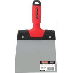 70917 -  nemesacél spatula, műanyag markolat,  120mm