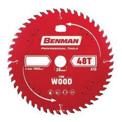 71902 - körfűrész tárcsa fára 184mm / 20mm / 16mm / 2,6mm