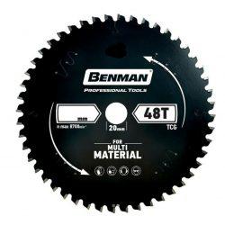 71909 - multi körfűrész tárcsa 165mm / 20mm / 16mm / 2,0mm
