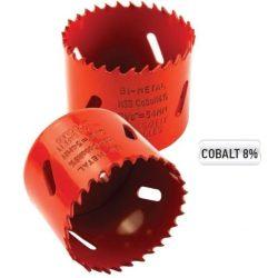 74213 -  Koronafúró - HSS/8% kobalt BiMetál,  Νο 44