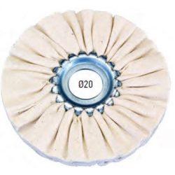 74367 -  pamut bevonatos kerék lyukkal,  Ø100