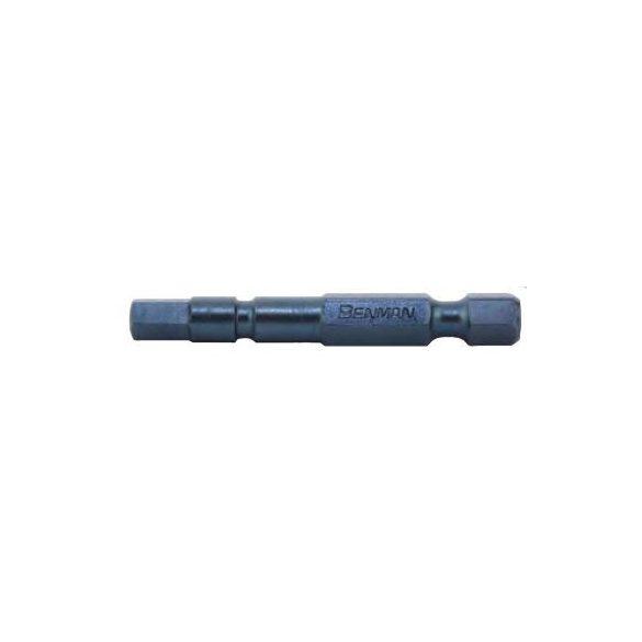74967 - csavar bit HEX 6 x 25mm (2db)