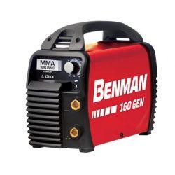 76002 - Inverteres hegesztőgép 160 GEN - 2,5 elektródákhoz