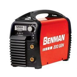 76004 - Inverteres hegesztőgép 200 GEN - 4,00 elektródákhoz + pajzs + üveg