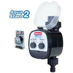 77018 -  programozható locsolóvíz vezérlő, manuális, AQUA START 2